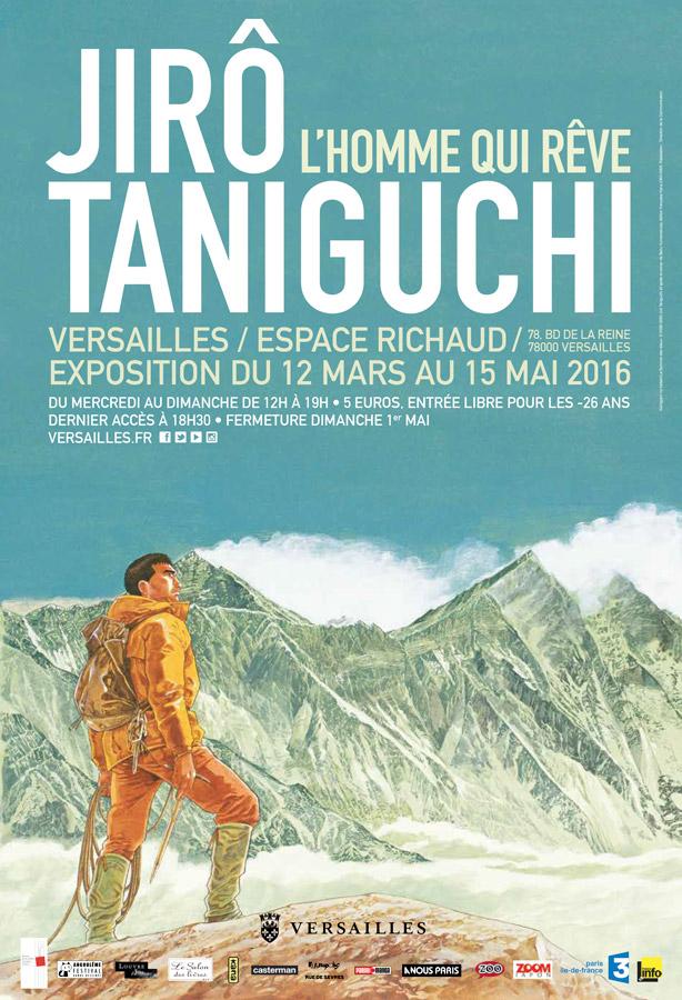 Affiche-expoTaniguchi