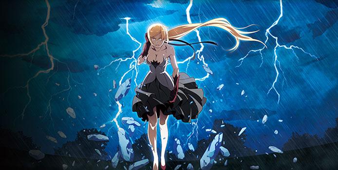 Kizumonogatari II et Accel World : Infinite Burst au cinéma