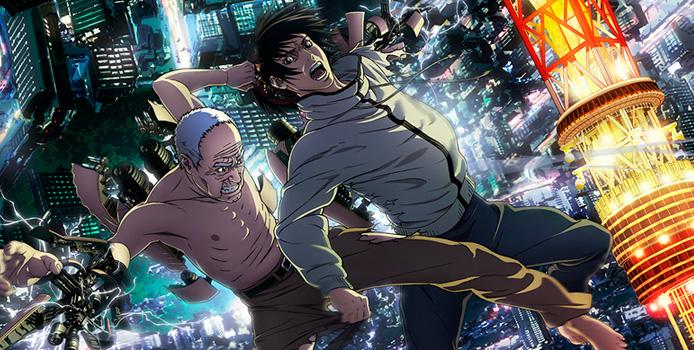 Last Hero Inuyashiki adapté en anime par le studio Mappa !