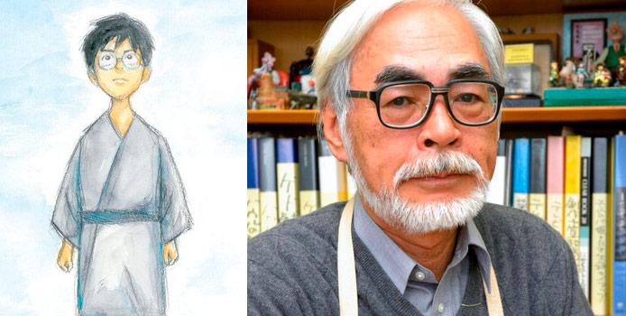 Le titre du dernier long métrage de Hayao Miyazaki dévoilé