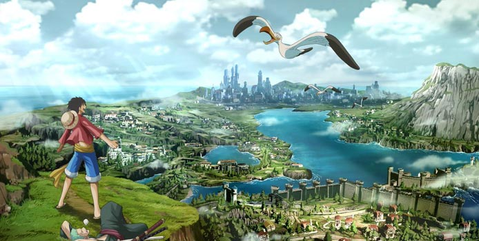 Le jeu One Piece World Seeker confirmé